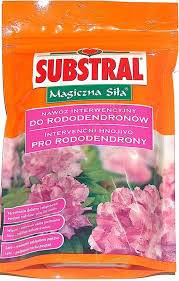 Nawóz do rododendronów magiczna siła substral 350g