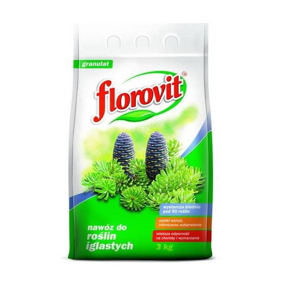 FLOROVIT DO  IGLAKÓW 3KG