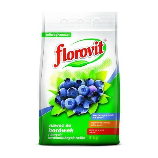 FLOROVIT DO BORÓWEK 3KG