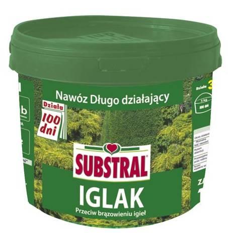 Nawóz do iglaków Substral 5kg (działa 100 dni)
