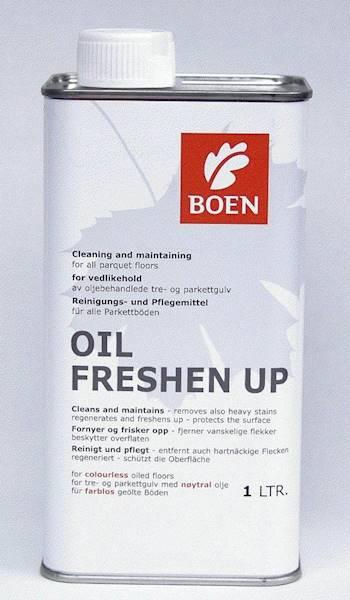 Boen Oil Freshen Up 1L do podłóg olejowanych