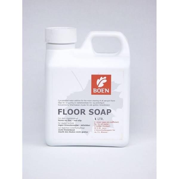 Boen Floor Soap do mycia podłóg olejowanych 1L