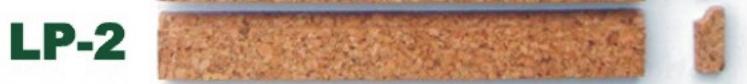 Listwa korkowa LP-2 90cm