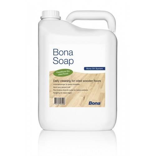 BONA Soap mydło do podłóg olejowanych 5 L