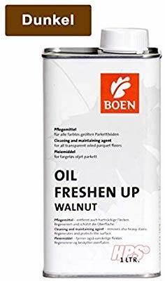 Boen Oil Freshen Up WALNUT 1L  podłogi olejowanej