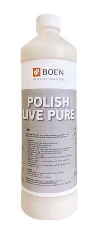 BOEN Polish Live Pure do mycia/pielęgnacji podłogi