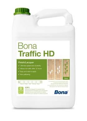 Bona lakier Traffic HD extra mat 4,95 L