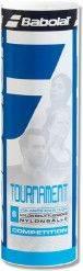 Lotki nylonowe Babolat Tournament | średnie (niebieski kapsel) | Biały