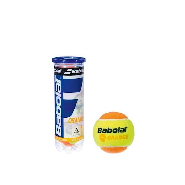 Piłki do tenisa ziemnego Babolat ST2 Orange 3szt