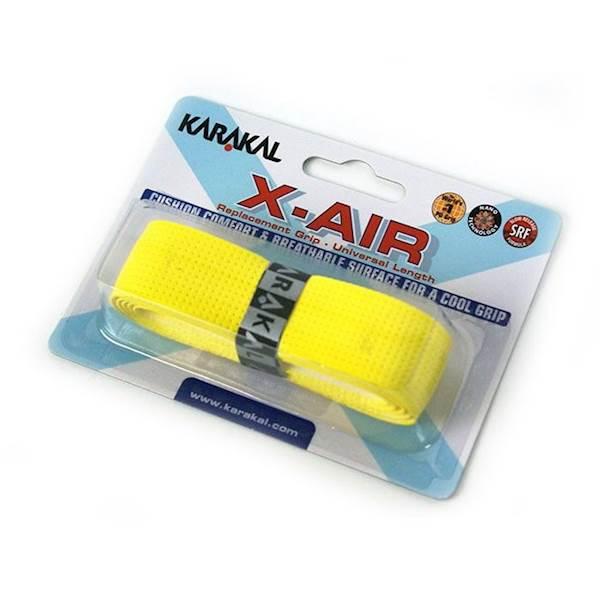 Owijka Karakal X-Air Grip | Kolor: Żółty