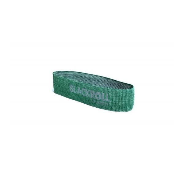 Taśma mini band Blackroll Loop Band Zielony 32cm