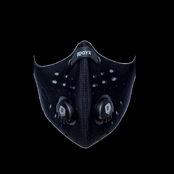 Maska antysmogowa Broyx Delta Sport Black
