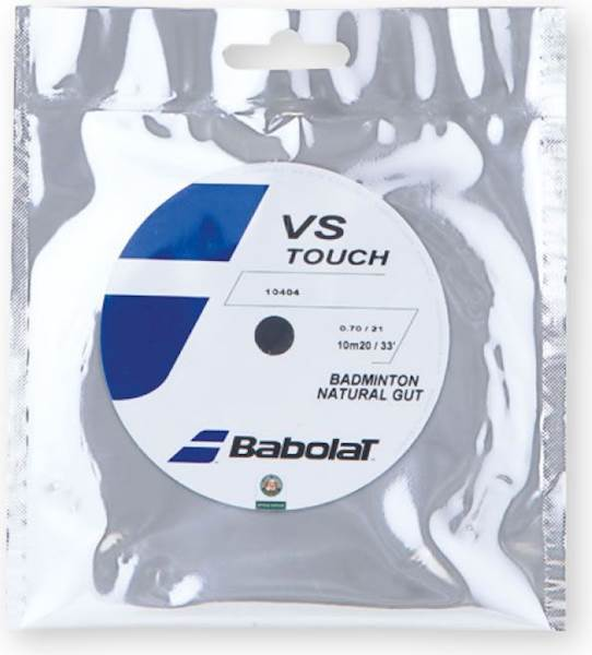 NACIĄG BADMINTON BABOLAT VS TOUCH GUT 0,70mm COLOR 128 SET 10m