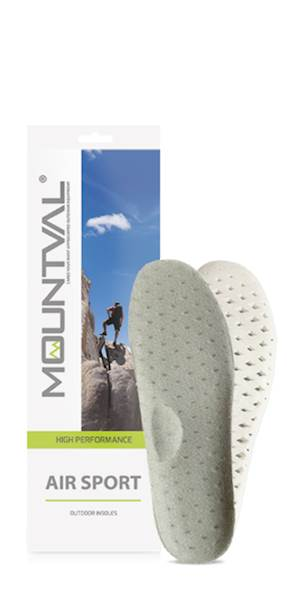 Wkładki do butów Mountval Air Sport