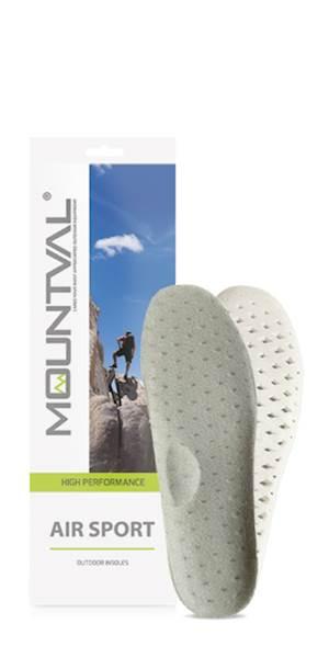 Wkładki do butów Mountval Air Sport | 41