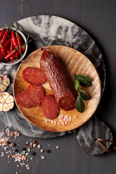 Salami pepperoni z dzika