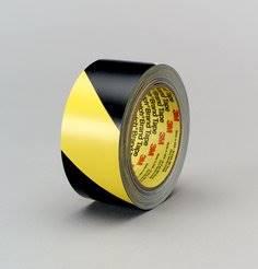 Taśma winylowa 5702 (Czarno-żółta) 50x33