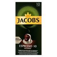 JACOBS 10SZT NESPRESSO KAPSUŁKI ESPRESSO INTEN /10