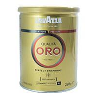 Lavazza Qualita Oro 250g kawa mielona w puszce