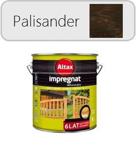 ALTAX Impregnat dekoracyjny - Palisander 9L