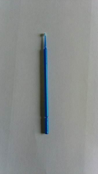 Finixa - Pędzelek do zaprawek (niebieski) 1mm