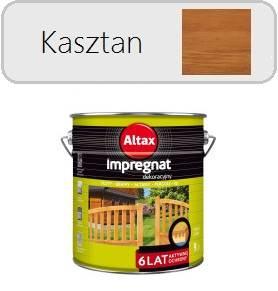 ALTAX Impregnat dekoracyjny - Kasztan 9L