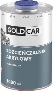 GOLDCAR Rozcieńczalnik akrylowy 1l