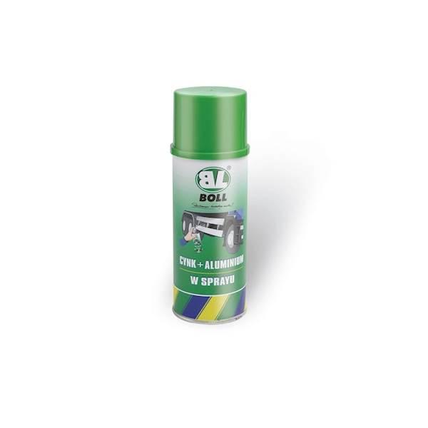 BOLL Cynk + aluminium w sprayu 400ml