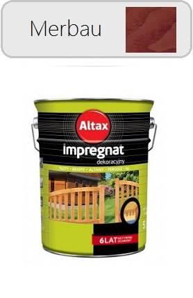 ALTAX Impregnat dekoracyjny - Merbau 4,5L