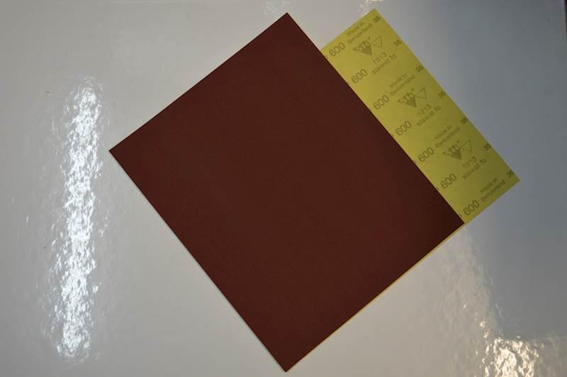 GOLDCAR Papier wodny 600