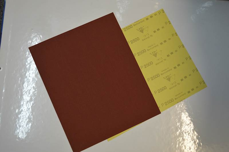 GOLDCAR Papier wodny 2500