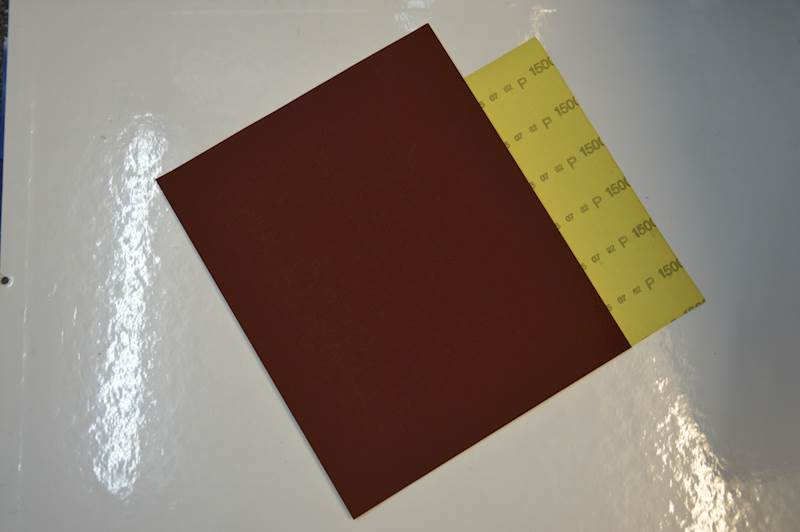GOLDCAR Papier wodny 1500