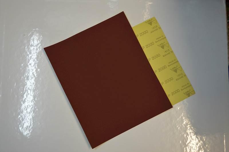 GOLDCAR Papier wodny 2000
