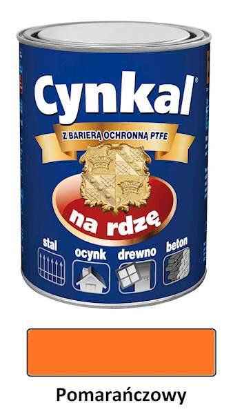 CYNKAL POMARAŃCZOWY 0,7 L