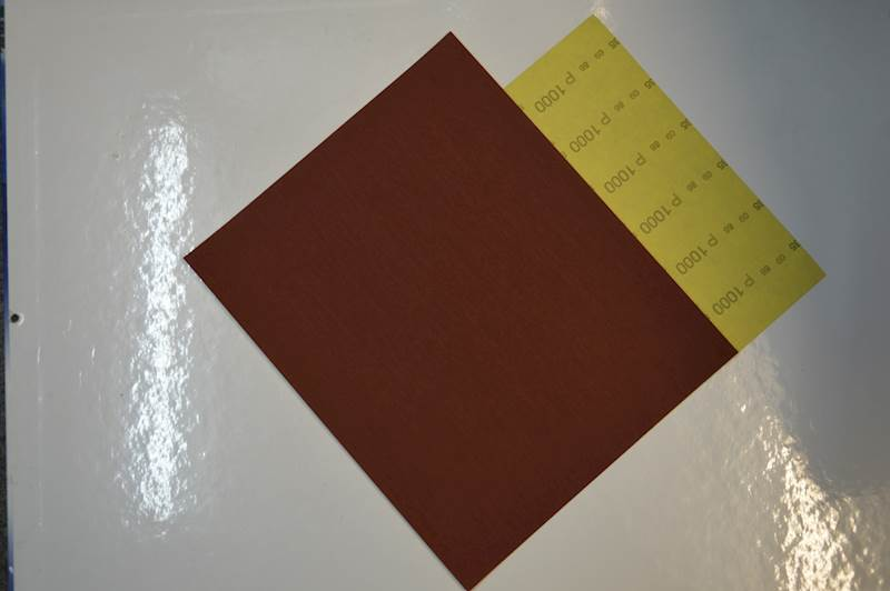 GOLDCAR Papier wodny 1000