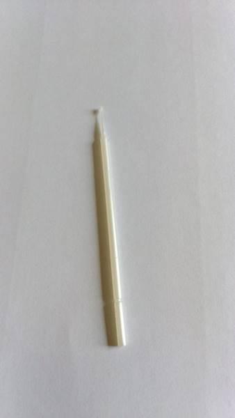 Finixa - Pędzelek do zaprawek (biały) 0,5mm
