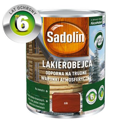SADOLIN Lakierobejca zewnętrzna - Tik 0,75L