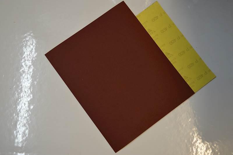 GOLDCAR Papier wodny 400