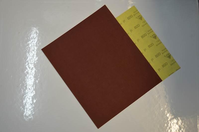 GOLDCAR Papier wodny 800
