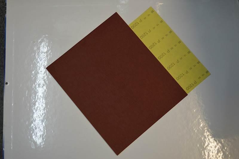 GOLDCAR Papier wodny 1200