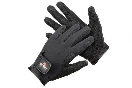 Rękawiczki baw. XS czarne Sumba Start
