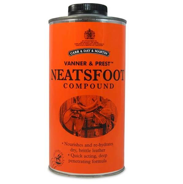 C&D&M Neatsfoot olej do skór regenerujący