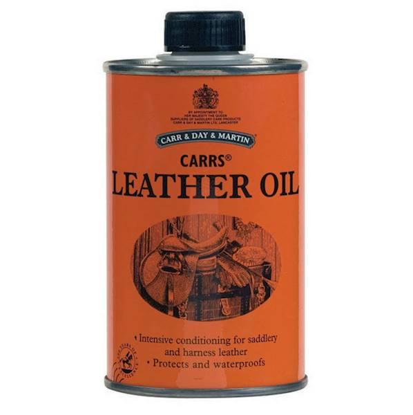 C&D&M Carrs olej do skór intensywnie pielęgnujący