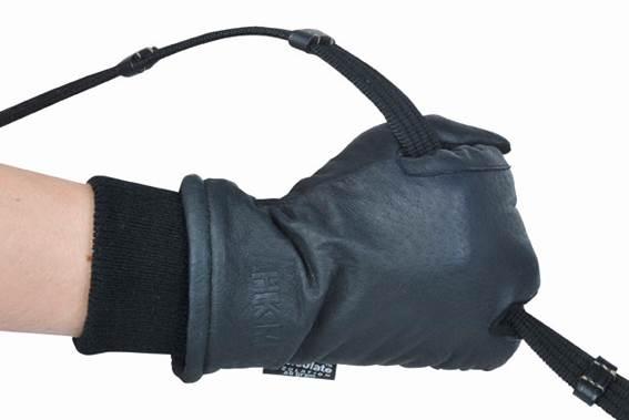 Rękawiczki zimowe 3 palce Thinsulate HKM