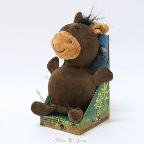 Zabawka gadający koń Hugo