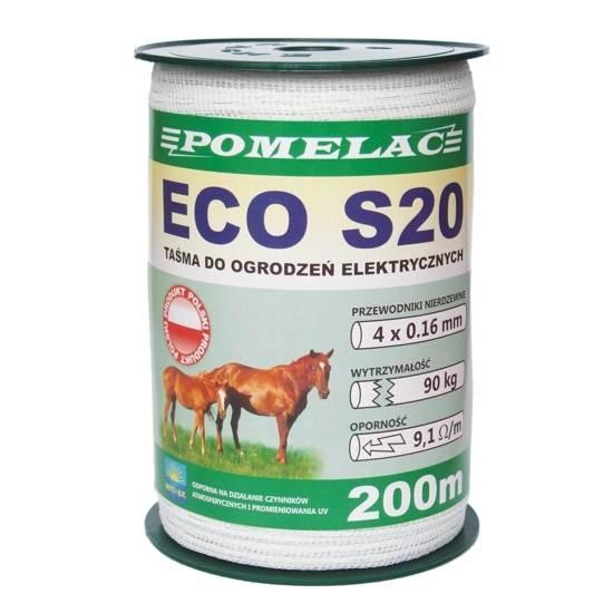 Taśma Eco 20mm/200m