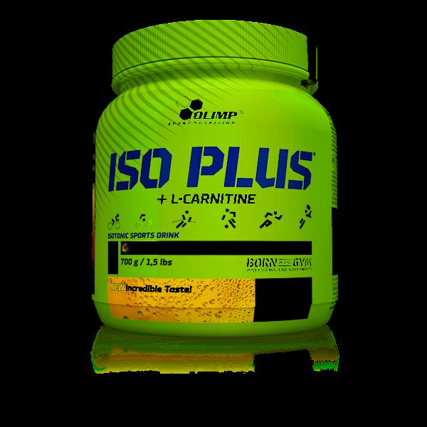 ISO PLUS POWDER OLIMP LABS. 700G LEMON