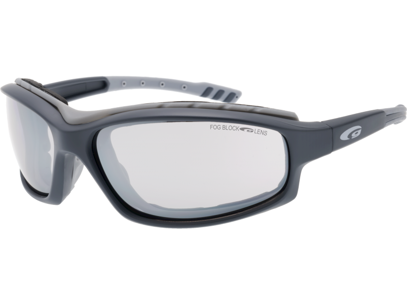 OKULARY P/SŁ. GOGGLE T542-3 MATT D.GREY