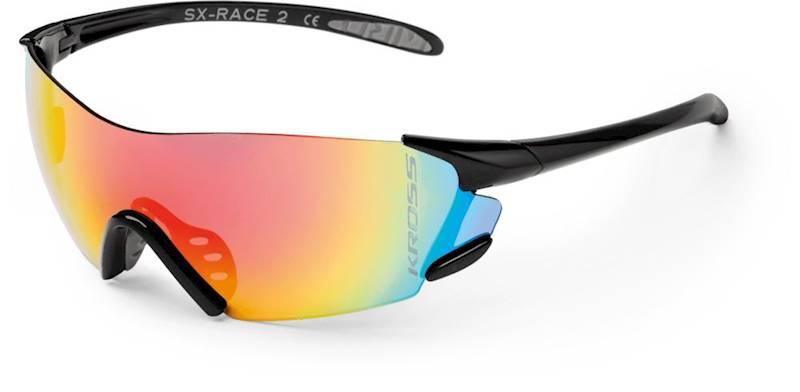 OKULARY KROSS SX-RACE 2 CZAR/SZARY
