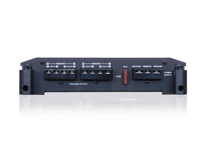 WZMACNIACZ ALPINE BBX-F1200 4-kanałowy